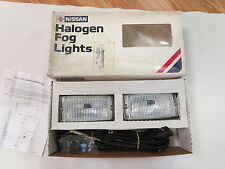 New, OEM factory NIssan Pathfinder 1987 -1992 driving fog lights lamps Bosch NOS