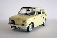 Fiat 126P Driving School - 1/43 - DeAgostini - Cult Cars of PRL - 'S'