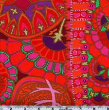 Rowan Kaffe Fassett PWGP 133 RED Belle Epoch By The Yard