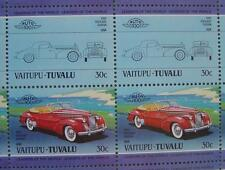 1940 PACKARD DARRIN Car 50-Stamp Sheet / Auto 100 Leaders of the World