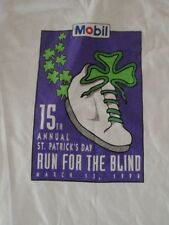 Mobil Oil 15th Annual St Patricks Day Run for the Blind March 13, 1994 XL