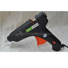 New 80W Hot Stick Heater Trigger US Plug Electric Melt Glue Gun Home Repair Tool
