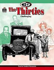 The Thirties The 20th Century Series Mary Ellen Sterling Book