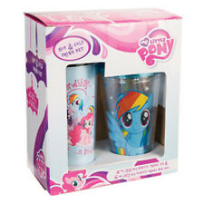 My Litte Pony 16oz TRAVEL MUG & 18oz Acrylic MUG SET - Vandor Item 42188