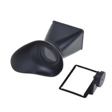 NEW LCD Viewfinder V3 2.8x Magnifier Extender Magnetic Hood for Canon 600D 60D