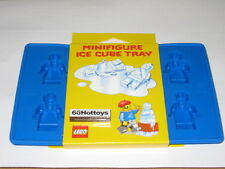 LEGO 852771 Minifigure Ice Cube Tray Chocolate Mold New