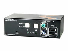 Atlona AT-HDKVM-V21 - Switch HDMI + KVM 2x1