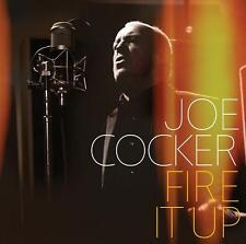 Joe Cocker  - Fire It Up  (2012)  CD in Folie