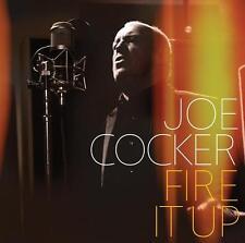 Joe Cocker  - Fire It Up  (2012)  CD in Folie