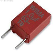 WIMA - MKS2C042201K00KSSD - CAPACITOR, 10%, 2.2UF, 63V Price For: 10