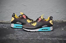 Nike Air Max 90 Sneakerboot NS Size 10.5 616314-001 Charred Grey/Black/Pink