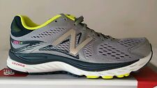 NEW BALANCE M880GGV6 GRIGIA ARGENTO N.45,5 RUNNING NEW MODEL STUPENDE OKKSPORT