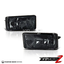 [DIRECT REPLACEMENT] Smoke Fog Light Lamp 2007-2013 Silverado/Tahoe/Avalanche