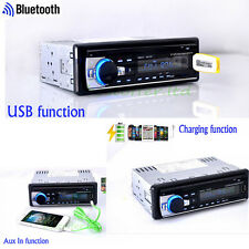 Bluetooth Car Audio Stereo MP3 Player USB SD AUX Auto FM Radio Receiver + Remote