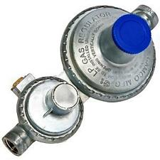 [59313] Camco RV Vertical Two Stage Propane Regulator Gas Flow Mount Appliances