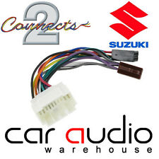 Connects2 CT20SZ02 Suzuki Jimny 05  Car Stereo Radio ISO Harness Adaptor Wiring
