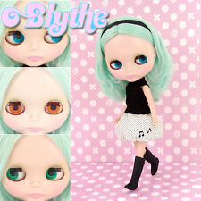 "Takara Tomy Neo 12"" Blythe Doll - Simply Peppermint Green 1pc"