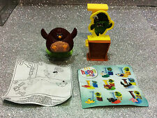 HAPPY MEAL MCDONALD'S ANGRY BIRDS IL FILM 2016 TERENCE ROVIO ENTERTAINMENT
