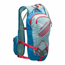 Nathan Womens Running cycling walking Moxy 6L Hydration Race Vest Backpack