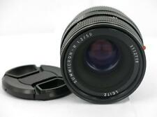 LEICA LEITZ CANADA SUMMICRON - R 50mm F/2 LENS For leica R only FREE SHIPPING
