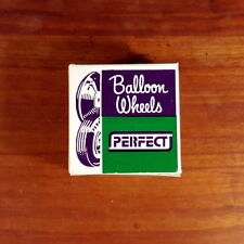 "Vintage PERFECT BALLOON WHEELS #61 3/4"" Pair for Model Aircraft"