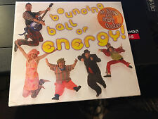 "Mr. Singer & The Sharp Cookies ""Bouncing Ball of Energy"" cd SEALED"
