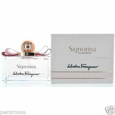 Signorina by Salvatore Ferragamo Eau de Parfum for Women 3.3 oz 100 ml