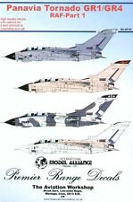 Model Alliance 1/48 Panavia Tornado GR.1/GR.4 Part 1 # 48104