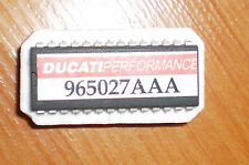 Ducati 916 Eprom Chip Open Exhaust  965027AAA RACING Ø50 IAW16M ECU