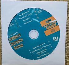 CREEDENCE CLEARWATER REVIVAL KARAOKE OLDIES CDGM CD+G MULTIPLEX 8+8 - SDK9022