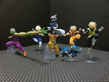 "Dragon Ball Z ""Mini Figure Set I-2"" Japan Bandai 2008 Otaku Rare Anime Manga"