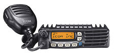 ICOM F5021 VHF Land Mobile Commercial Two Way Radio 50 Watts NEW 136-174 MHz