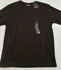 NWT! MEN'S ST JOHNS BAY SIZE SMALL T-SHIRT DARK BROWN