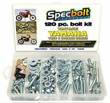 120pc Yamaha YZ IT Bolt Kit 125 175 200 250 360 400 425 465 490 MX DT GT 80 50