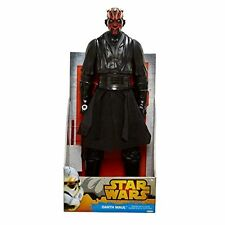 "DARTH MAUL - Jakks Pacific Star Wars 18"" EXCLUSIVE action figure - NEW"