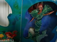 Barbie Disney mattel Dolls ariel Mermaid Exclusive Prime a. náyades colección