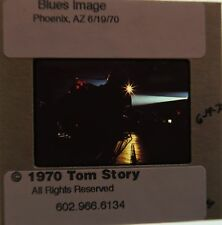 BLUES IMAGE Ride Captain Ride Gas Lamps and Clay Rise Up 1970 ORIGINAL SLIDE 2