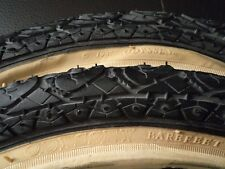 ODYSSEY Barefeet Tires NOS Old School BMX for Haro Master REDLINE HUTCH DYNO GT