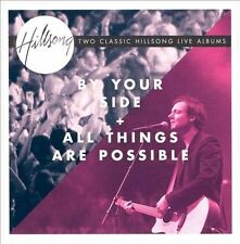 By Your Side / All Things Are Possible - Hillsong Live (2CD, 2011) FREE SHIPPING