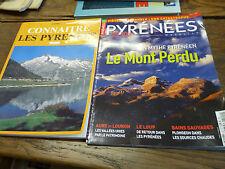 Connaître les Pyrénées / Antoine lebègue + Pyrénées magazine n° 122
