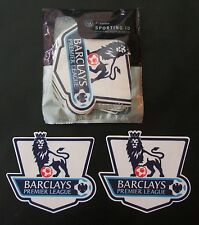 2 in vinile SPORTING ID Barclays PREMIER LEAGUE INGLESE Camicia Manica Braccio Patch
