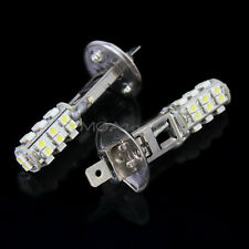 2X H1 26 LED 4500-6500K 3528 SMD Blanco Luz Faro Lámpara para Coche Headlight