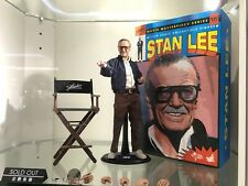 STAN LEE HOT TOYS 1/6 MARVEL MMS327 MOVIE MASTERPIECE ACTION FIGURE MIB