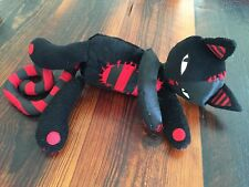 Emily The Strange Plush Cat HTF