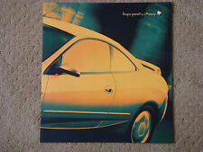 1999 MERCURY COUGAR BROCHURE