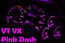 VT VX VU Pink LED Dash Cluster Lights Bulbs Commodore Berlina Calais Statesman