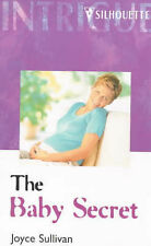 The Baby Secret (Intrigue), Joyce Sullivan, Very Good Book