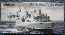 USS New York LPD-21 Dragon 1:700 C 2011 #7110