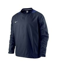 Nike Dri-Fit Rugby Football Drill Tops, Navy / Blue XL Mens New NWT 417951 454