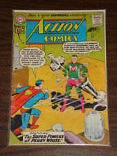 ACTION COMICS #278 VG (4.0) DC COMICS SUPERMAN APPS